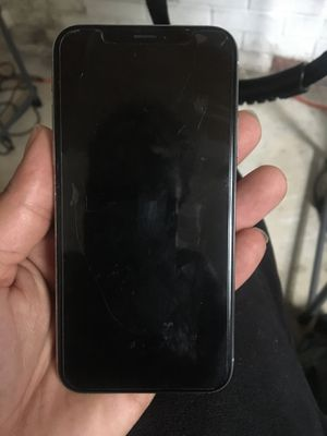 IPhone X (unlocked) 256 GB for Sale in Clinton, MD