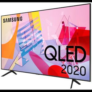 Samsung 55inch Q60T with soundbar and subwoofer for Sale in Smyrna, TN