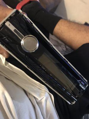 Sony Radio for Sale in Houston, TX