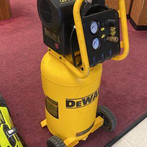 DeWalt Air Compressor for Sale in Pflugerville, TX