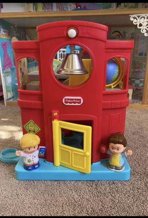 Schoolhouse toy/ Fisher Price/ Little Tykes for Sale in Chula Vista, CA
