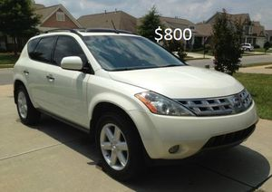 🔥✅Selling my 2003 Nissan Murano✅🔥 for Sale in Boston, MA