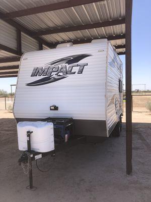 2012 impact MVP Toy Hauler - camper for Sale in Phoenix, AZ