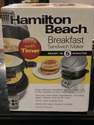 Sandwich Maker for Sale in Charlotte, NC
