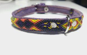 Dog Collar Leather Handmade for Sale in Edinburg, TX