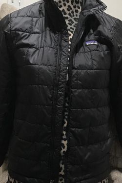 Patagonia Kids Large Black Light Weight Jacket for Sale in Kirkland,  WA