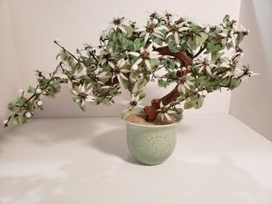 Antique Glass Jade Bonsai tree for Sale in Altamonte Springs, FL