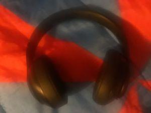 Like new black BEATS STUDIO 3 wireless headphones for Sale in Salt Lake City, UT