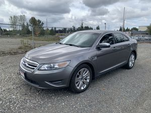2011 Ford Taurus Limited for Sale in Tacoma, WA