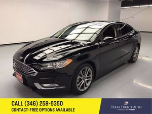 2017 Ford Fusion for Sale in Stafford, TX