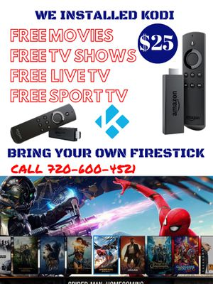 Tv stick device for Sale in Denver, CO