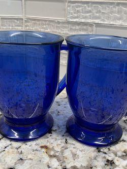 8 Oz Cobalt blue Cups for Sale in Flower Mound,  TX