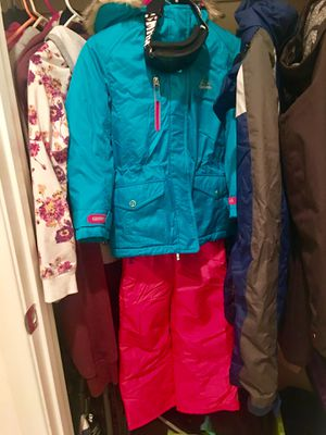 GIRLS SNOW GEAR ITEMS EXCELLENT CONDITION! for Sale in Chula Vista, CA