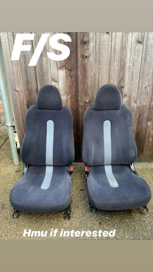 Del sol seats for Sale in Seattle, WA