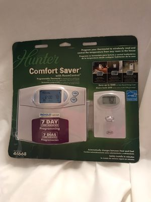 Thermostat by Hunter with room control for Sale in Pflugerville, TX