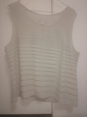 Coldwater Creek Beige Tank Top for Sale in Albuquerque, NM