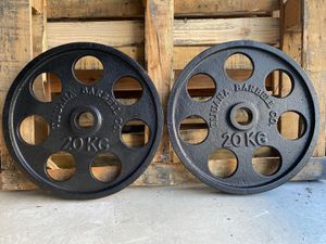 Tijuana Barbell- Olympic Weights- FULL INVENTORY for Sale in Concord, CA