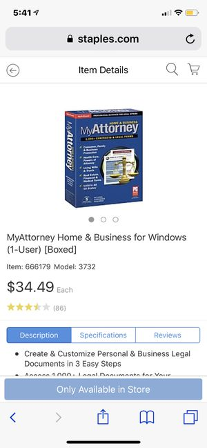 My Attorney Software for Sale in Lexington, KY