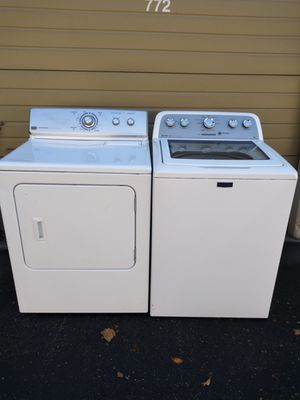 Washer and dryer maytag for Sale in Seattle, WA