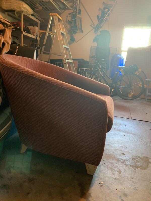 Club chair - Free To A Good home