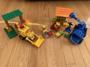LEGO Duplo Scoop and Lofty at the Building Yard for Sale in Shrewsbury, MA
