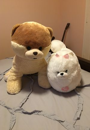 Big plushies for Sale in Houston, TX