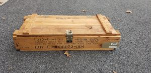 Old MilSurp ammo crate for Sale in Frederick, MD