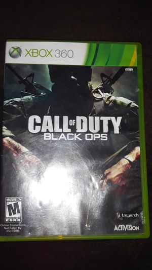 Xbox 360 game. for Sale in Stoughton, MA