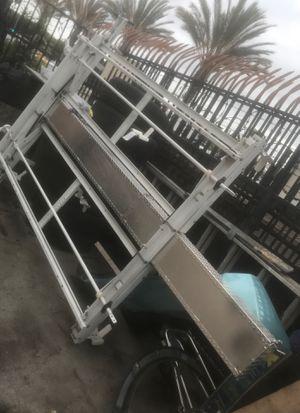 Ladder holder unload load for Sale in Palos Verdes Estates, CA
