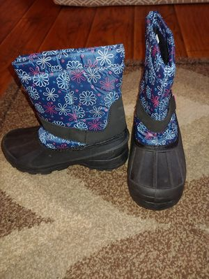 Youth girls size 3 boots for Sale in Princeton, MN
