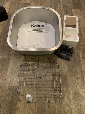 "Brand New - Kraus 20"" under mount sink for Sale in Arcadia, CA"
