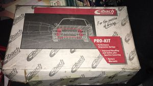 Eibach Pro-Kit Lowering Springs for Sale in Springfield, VA