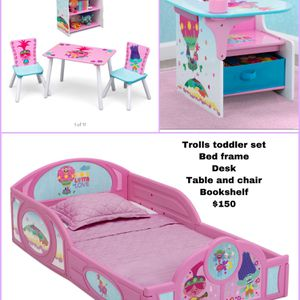 Trolls Toddler Set for Sale in Fontana, CA