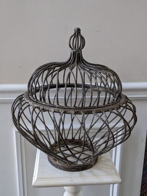 Heavyweight Decor Bowl with lid for Sale in Greer, SC