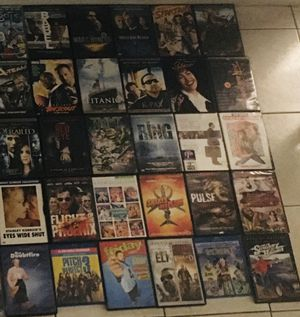 DVD Assortment for Sale in Oak Forest, IL
