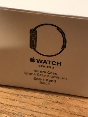 Apple watch series 2 42mm space gray aluminum for Sale in Poway, CA