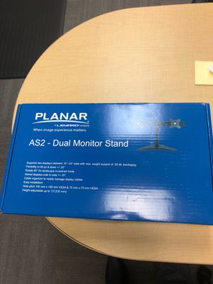Dual monitor Stand for Sale in Hayward, CA