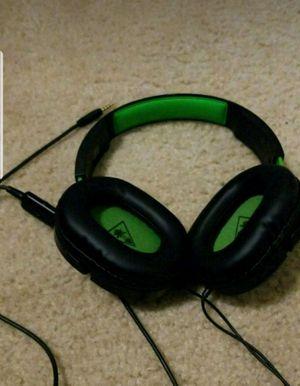 Turtle Beach Recon Gaming Headphones for Sale in Elk Grove, CA