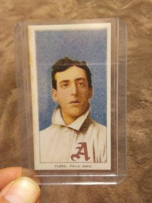 Used, 1909-1911 Eddie Plank T206 baseball card reprint for Sale for sale  Las Vegas, NV