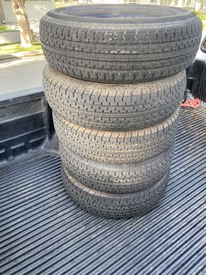 Trailer tires for Sale in Thousand Oaks, CA