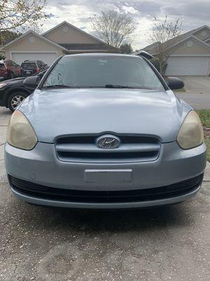 Hyundai Accent 2007 for Sale in Davenport, FL