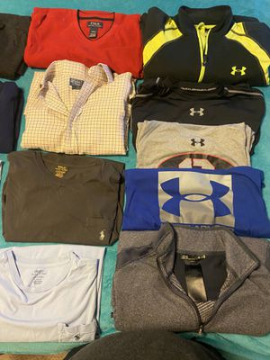 Polo and under armor for Sale in Joint Base Lewis-McChord, WA