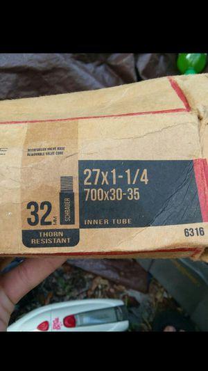 27×1-1/4 bike inner tube for Sale in Apopka, FL
