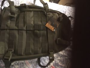 Army style backpack new never used for Sale in Santa Rosa, CA