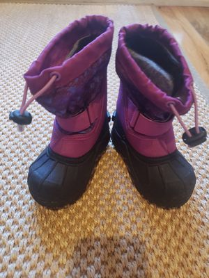 Columbia Snow Boots for Toddler Size 11 for Sale in Alameda, CA