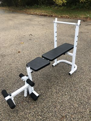 Adjustable Weight bench for Sale in Lombard, IL