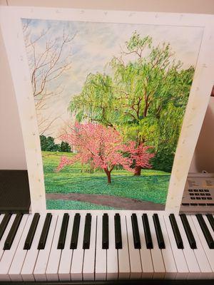 The Redbud by Edward Rosenstein for Sale in Elkton, VA