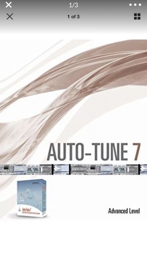 Antares Auto Tune 7 VST EMAIL for Sale in South Brunswick Township, NJ