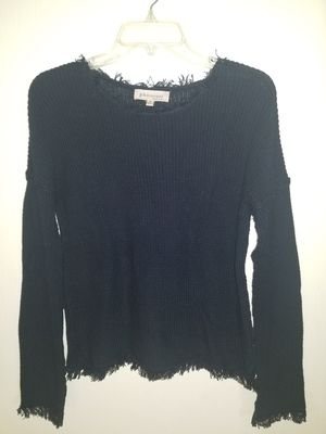 Navy Blue Fringe Sweater for Sale in Newark, CA