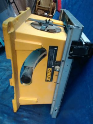 Dewalt table saw for Sale in Oakland, CA